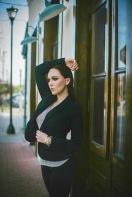 Photo Credit: Rae Marshall Model: Sonja Red